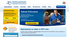 Strona Akademii Mechatroniki