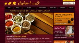 Optymalizacja strony Elephantwalk.co.uk