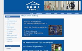 Wersja html strony koma-eko.pl