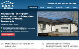 Nowa strona koma-eko.pl