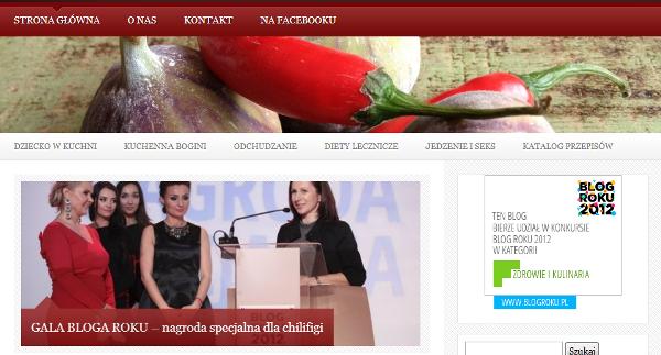 Blog Chilifiga