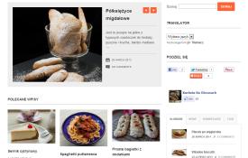 Przebudowa bloga kuchnianaobcasach.pl
