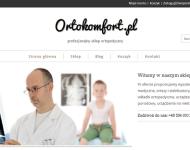 Sklep internetowy Ortokomfort.pl